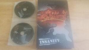 Insanity dvd set