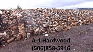 A1 Hardwood Dry maple Firewood order now!!!