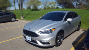 2017 Ford Fusion SPORT - Leather, Fully Loaded
