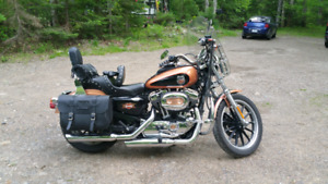 105th Anniversary Limited Edition Harley-Davidson Sportster
