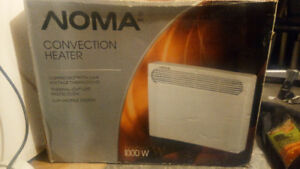 1000W Convection Heater - Never Used