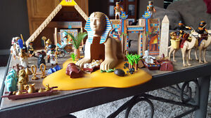 Playmobil Egyptian sets Kitchener / Waterloo Kitchener Area image 3