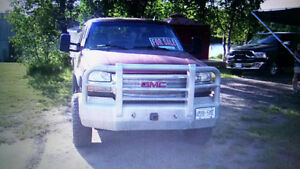 2006 GMC Sierra 3500 SLT 4x4 Duramax Diesel Leather