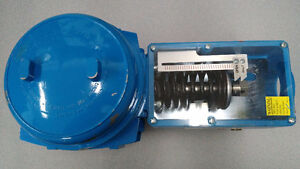 Asco Hydramotor Actuator 120VAC - Actionneur NEW