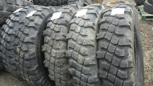 44x12 Military Surplus Tires Michelin XML 12 R20