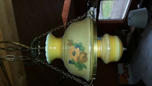 antique tiffany style lamp