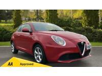 2018 Alfa Romeo MiTo 1.3 JTDM-2 3dr Manual Diesel Hatchback