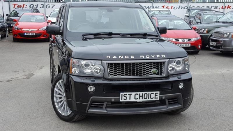 2009 LAND ROVER RANGE ROVER SPORT TDV6 STORMER EDITION THIS IS ...