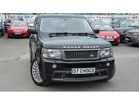 2009 LAND ROVER RANGE ROVER SPORT TDV6 STORMER EDITION THIS IS STUNNING AND