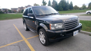 2006 Range Rover Sport HSE Low Mileage! Certified!