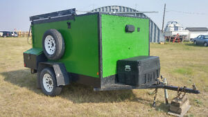 FOR SALE. 2 UTILITY TRAILERS