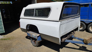 80-93 Dodge dually box, no rust. Without fenders.