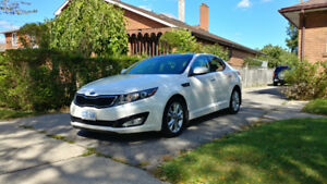 2012 Kia Optima EX Turbo+ Sedan