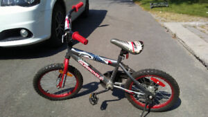 """14"""" and 16"""" kids bikes for sale"""
