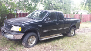 1998 Ford Pickup Truck partting out