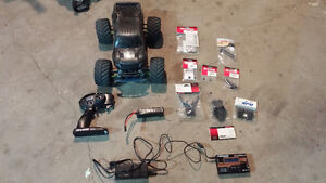 RC traxxas stampede 4x4.