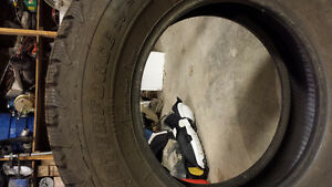 studded winter tires 2 sets of 4 Regina Regina Area image 3