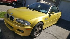 *-*-* 2003 BMW M3 - RARE Yellow on Yellow (2nd Owner)  *-*-*