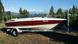 1997 Maxum bow-rider w/ 150 HP and trailer!!!