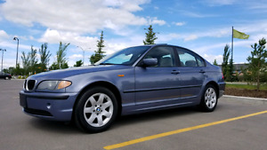 2003 BMW 320I fully loaded automatic Clean