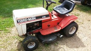 snow blower / lawn tractor parts