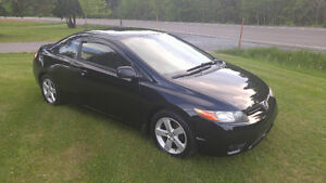 2008 Honda Civic DX Coupé (2 portes) négociable