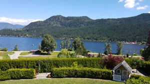 Shuswap Lake Vacation Home Weekly Rental
