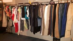Ladies Clothing Sale  Sizes 14 to 18 or Medium to X-large  60% n