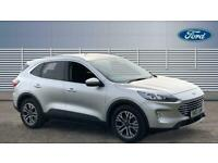 2020 Ford Kuga 2.5 PHEV Titanium First Edition 5dr CVT Estate Auto Estate Petrol