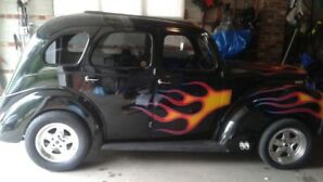 1949 Ford Prefect for sale.