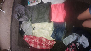 Clothing lot (size small to medium)