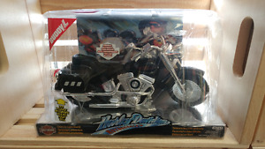 Collector OCC/Harley Davidson/Indian Toy Motorcycles in Boxes
