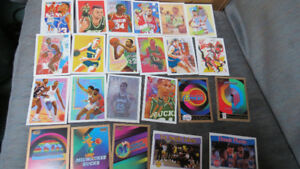 NBA team cards 1990,91(23)