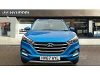 2017 Hyundai Tucson 1.7 CRDi Blue Drive SE Nav 5dr 2WD DCT Diesel Estate Auto Es