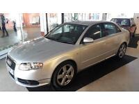 Audi A4 2.0TDI 140 S Line only 83,239 miles cambelt changed