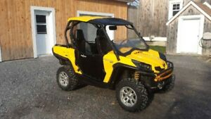 2011 Can-Am Commander 800 XT