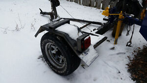 TOW DOLLY ** tout inclus **