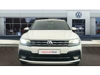 2017 Volkswagen Tiguan 2.0 TDi 150 4Motion R Line 5dr DSG Diesel Estate Auto Est