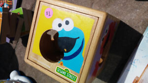 Cookie monster's fun game