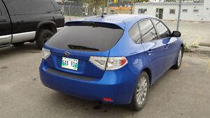2011 Subaru Impreza 2.5i Hatchback MANUAL 12000OBO
