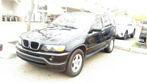 2001 BMW X5 6 Cylinders SUV, Crossover
