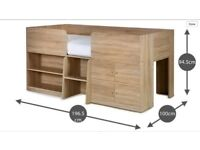 Wanted - Next Compton Cabin bed oak