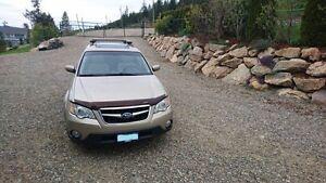 2008 Subaru Outback 2.5i Limited Wagon