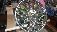 18 INCH  HUBCAPS  ----- the GOOD one's