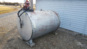 Gas or Diesel Tanks with Pump for Farm