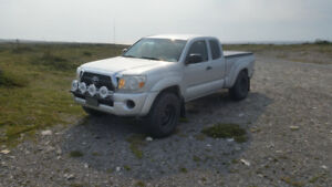 N-FAB light bar (05-11 Tacoma)