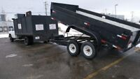 YOU LOAD and  WE HAUL TRAILER BIN DROP OFF starting at $159.99