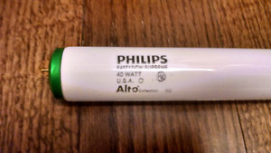 "Philips Fluorescent 40W T12 48"" Natural Supreme Alto (5000K)"