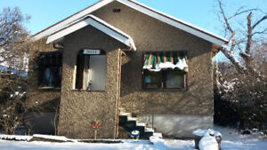 Whole house plus newer dbl garage only $1200 in Highlands