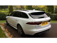 2018 Jaguar XF SPORTBRAKE 2.0d (180) R-Sport 5dr - Sport Automatic Diesel Estate